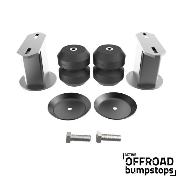 Timbren - Active Off-Road Bumpstops for Toyota Landcruiser 70 & 80 series - Rear Kit