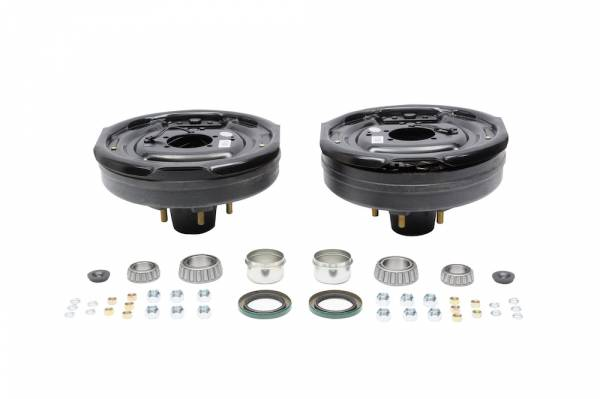 6000 LB. ELECTRIC BRAKE HUBS - 6x5.5 BOLT PATTERN