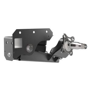 1200 lb Axle-Less Trailer Suspension w/ Brake Flange - Image 1