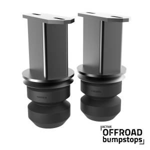 Timbren - Active Off-Road Bumpstops for Toyota Landcruiser 70 & 80 series - Rear Kit - Image 2