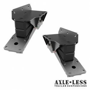 5200lbs Axle-Less Trailer Suspension - Image 4