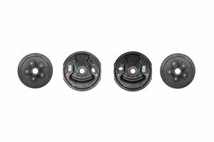 3500 lb. Electric Brake Hubs - 5x4.5 Bolt Pattern - Image 2