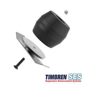 Timbren SES - Timbren SES Suspension Enhancement System For Toyota Tacoma - Rear Severe Service Kit - Image 3