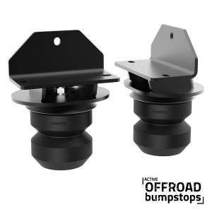 Timbren - Active Off-Road Bumpstops for Lexus LX570 & Toyota Landcruiser 200 series - Rear Kit - Image 1