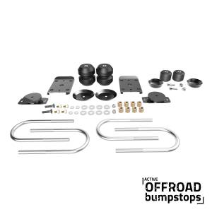 Timbren - Toyota Tacoma Front & Rear Active Off-Road Bumpstop Package With U-Bolt Flip Kit - Image 2